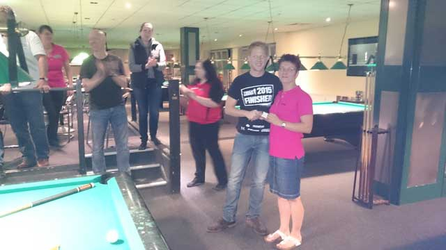 Auswertung 3. Delmenhorster 9-Ball Open